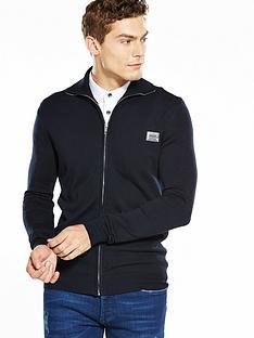 antony-morato-knitted-zip-through