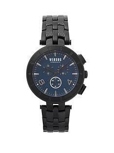 versus-versace-versus-versace-logo-blue-multi-dial-black-bracelet-mens-watch