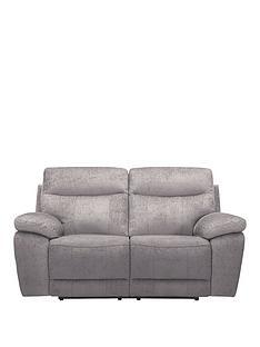 bling-2-seaternbspfabric-power-recliner-sofa