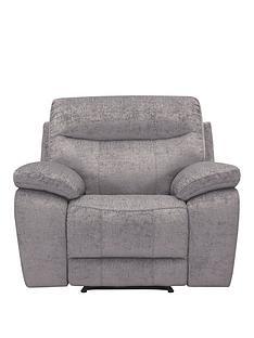 blingnbspfabric-power-recliner-armchair