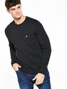 lyle-scott-lyle-amp-scott-zip-pocket-sweatshirt