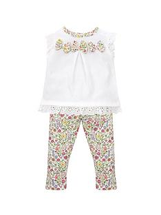 monsoon-newborn-sonia-ditsy-jersey-print-set