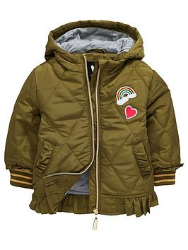 mini-v-by-very-girls-badged-frill-quilted-jacket