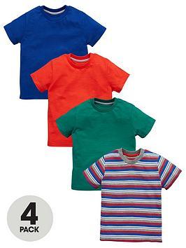 mini-v-by-very-boys-4pk-plain-amp-stripe-tees