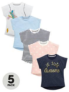 mini-v-by-very-girls-5-pack-awesome-roller-skate-tees