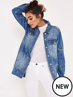 girls-on-film-denim-distressed-jacket