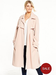 v-by-very-curve-soft-trench-coat