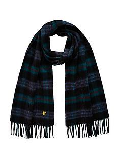 lyle-scott-lyle-amp-scott-woven-tartan-scarf