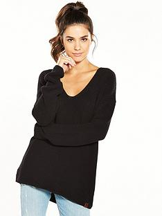 superdry-almeta-vee-knit-black