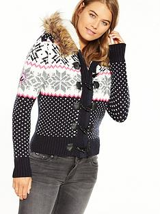 superdry-snow-toggle-cardigan
