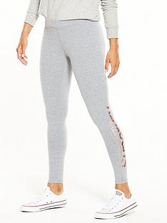 superdry-metallic-logo-legging-grey-marl