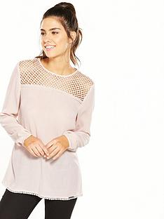superdry-mimi-blouse-midwest-pink