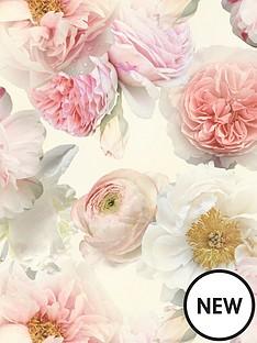 arthouse-diamond-bloom-floral-blush-wallpaper