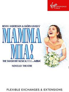 virgin-experience-days-mamma-mia-theatre-tickets-and-dinner-for-twonbsp