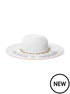 river-island-river-island-girls-slogan-straw-floppy-hat