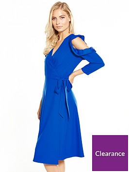 v-by-very-cold-shoulder-frill-midi-shirt-dress