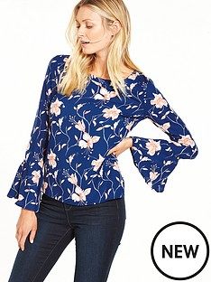 vila-new-long-sleeve-top