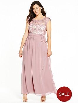 little-mistress-curve-lace-maxi-dress