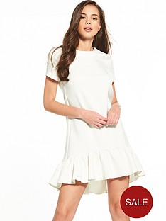 miss-selfridge-peplum-hem-t-shirt-dress