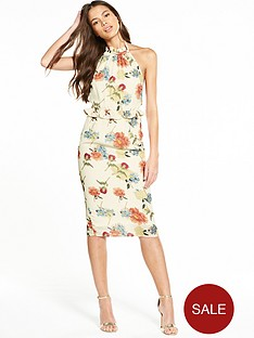 hope-ivy-halter-neck-floral-dress