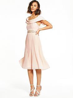 tfnc-tampa-pleated-midi-dress
