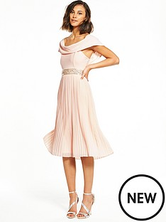 tfnc-tampa-pleated-midi-dress