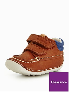 clarks-tiny-tuktu-first-boot