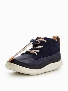 clarks-cloud-air-first-boot