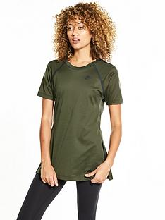 nike-sportswear-bonded-short-sleeved-top-khakinbsp
