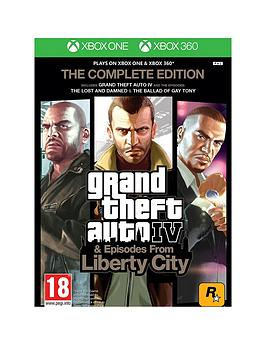 Xbox 360 Gta Iv Complete Edition