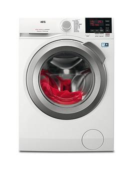 Aeg L6Fbg142R 6000 Series 10Kg 1400 Spin Washing Machine