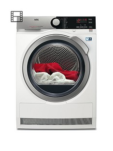 aeg-t8dee845r-8000-seriesnbsp8kgnbspload-sensor-tumble-dryer-white