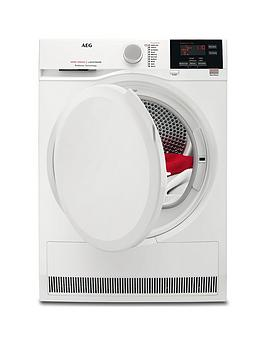 Aeg T6Dbg720N 6000 Series 7Kg Load Sensor Tumble Dryer