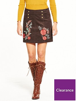 joe-browns-sassy-embroidered-cord-skirt