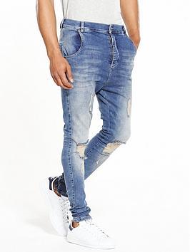 sik-silk-drop-crotch-skinny-jean