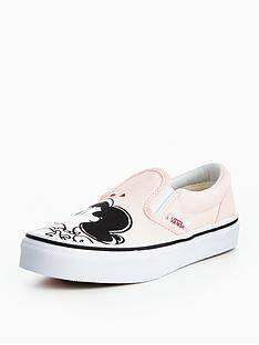 vans-vans-peanuts-classic-slip-on-childrens-trainer
