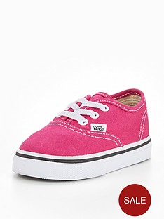 vans-infant-authentic