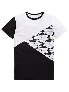 v-by-very-boys-cut-and-sew-camo-t-shirt