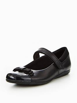clarks danceshout junior shoe