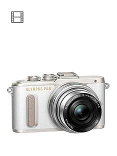 olympus-olympus-pen-e-pl8-camera-white-ed-14-42mm-mzuiko-ez-pancake-lens-kit