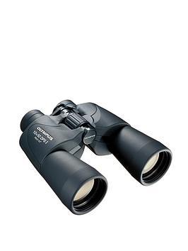 Olympus 10X50 DpsI Binocular (Incl. Case &Amp Strap)