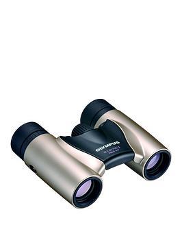 Olympus 8X21 Rc Ii Champagne Gold Binocular (Incl. Case)