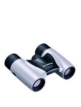 Olympus 8X21 Rc Ii Pearl White Binocular (Incl. Case)