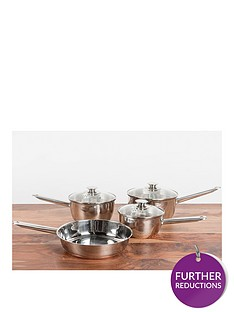 sabichi-copper-base-4-piece-pan-set