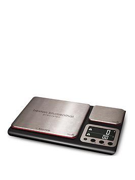Salter Salter Heston Blumenthal Dual Platform Precision Scale 1049 Picture