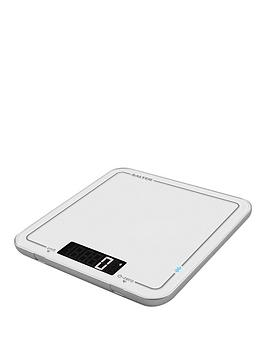 Salter Salter Cook Bluetooth Kitchen Scale 1193 White
