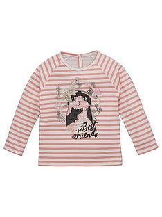 mini-v-by-very-girls-stripe-best-friends-cat-tee