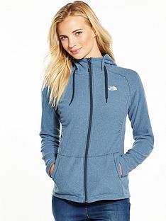 the-north-face-mezzaluna-full-zip-hoodie-bluenbsp