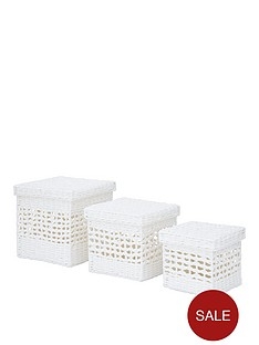 white-paper-crochet-set-of-3nbsplidded-storage-baskets