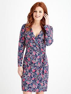 joe-browns-sumptuous-side-knot-dress-blueprint